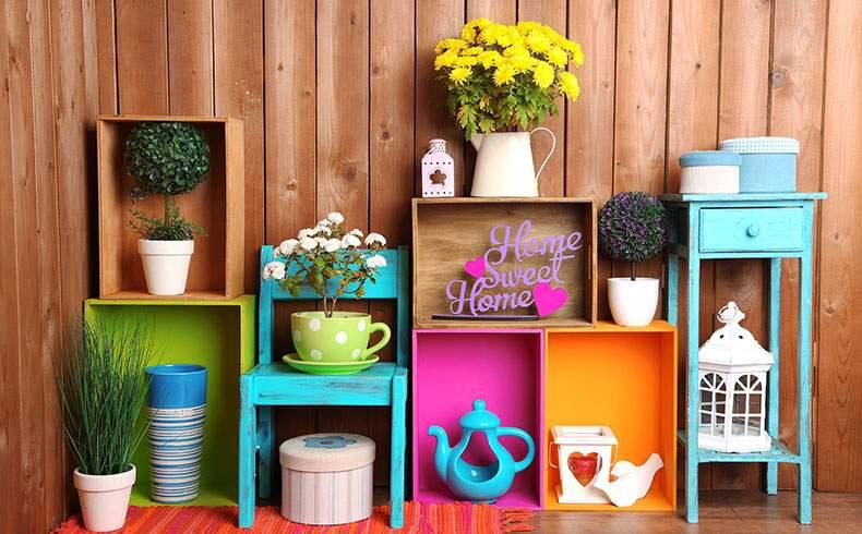 Objetos de decoração e casa ocupam segundo lugar em vendas online