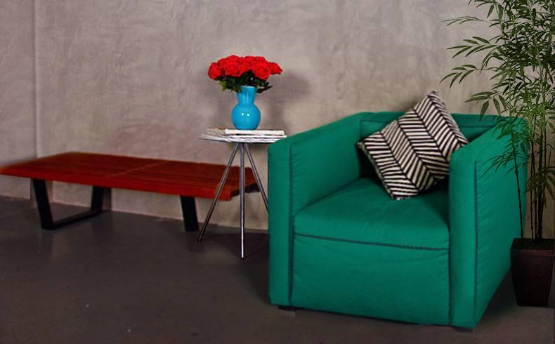 Conheça soluções que dispensam pintura e revestimento