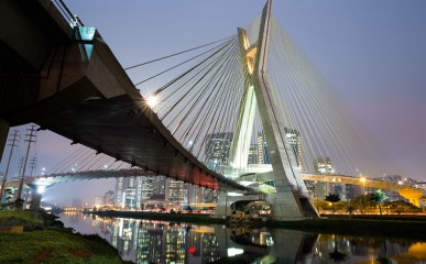 Concreto protendido em pontes