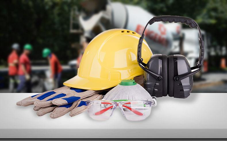 Uso de equipamentos de proteção individual deve ser a prioridade