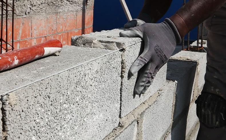 Dicas para construir paredes com blocos de concreto