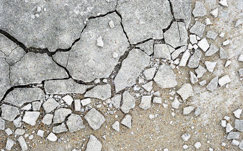 Consultoria da Votorantim corrige problema de esfarelamento de concreto