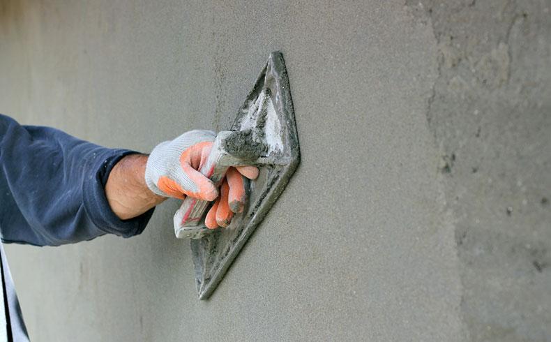 Chapisco, emboço e reboco garantem paredes lisas e planas