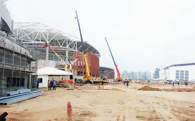 Votorantim Cimentos participa da construção do Parque Olímpico, no Rio de janeiro