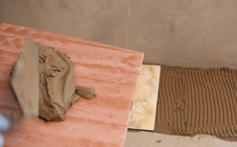 Votorantim soluciona problema de desplacamento de pisos cerâmicos em residência