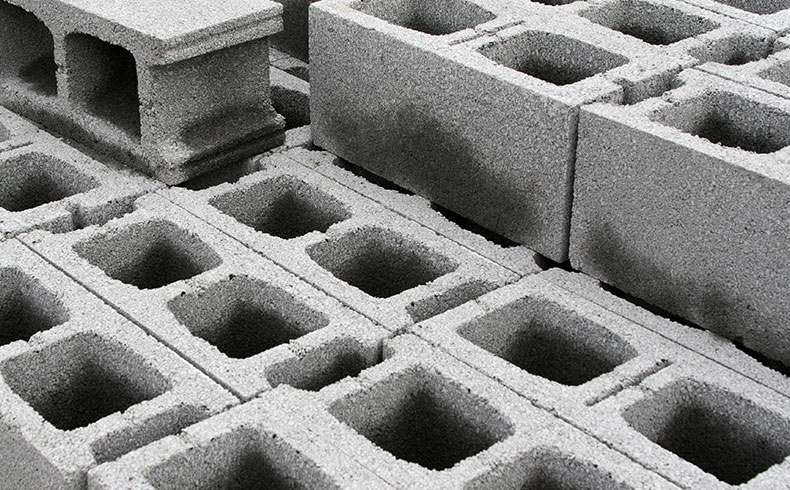 Conheça as características e vantagens do bloco de concreto