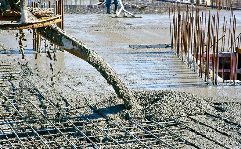 Aditivos proporcionam melhorias nas características do concreto e da argamassa