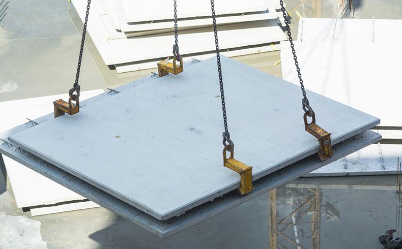 Painéis pré-fabricados de concreto garantem velocidade às obras