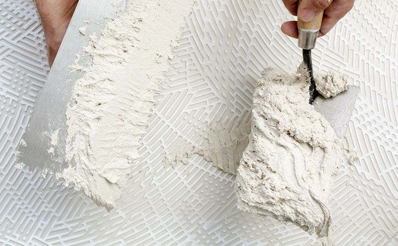 Cimento portland branco proporciona economia