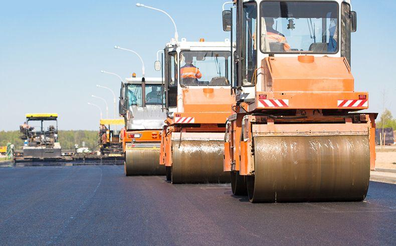 Concreto compactado a rolo é indicado para grandes obras
