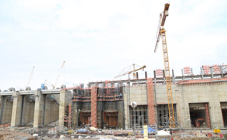 Concreto para usinas, barragens e hidrelétricas requer melhor desempenho