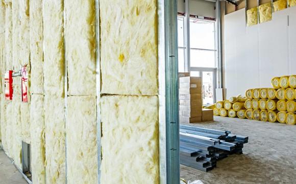 Isolamento em drywall