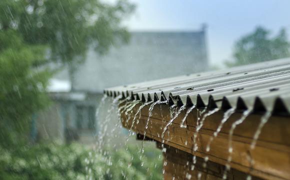 Captação da água de chuva