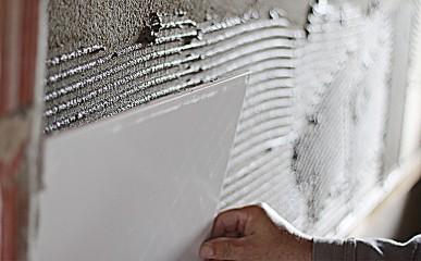 Cerâmica em fachadas