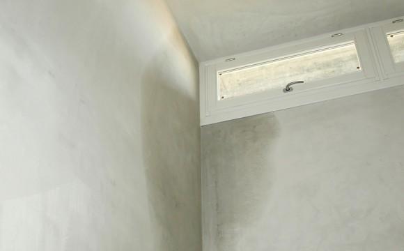 Umidade na parede
