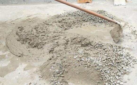 Traço de concreto: agregados