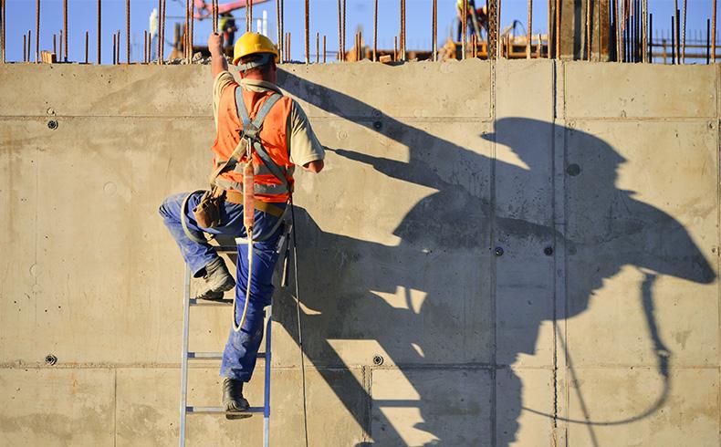 Confira o passo a passo para construir paredes diafragma