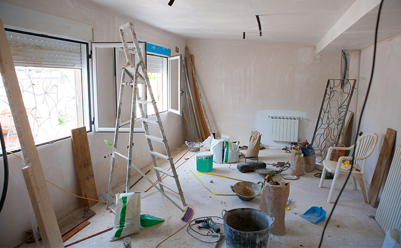 Veja como reformar a casa com segurança e qualidade