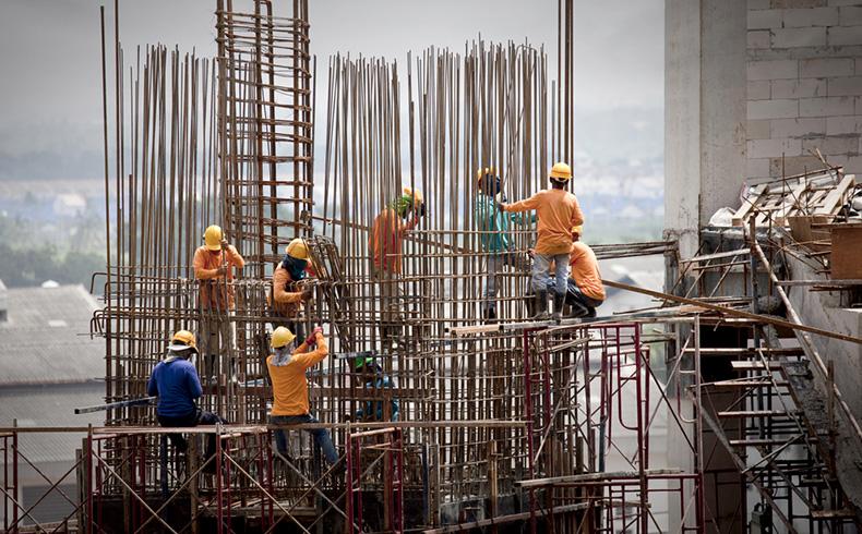 Conheça os direitos dos trabalhadores da construção civil