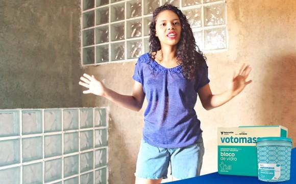 Faça Você Mesmo: Votomassa Blocos de Vidro