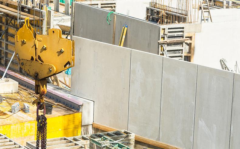 Resultado de imagem para Parede de concreto avança na construção industrializada