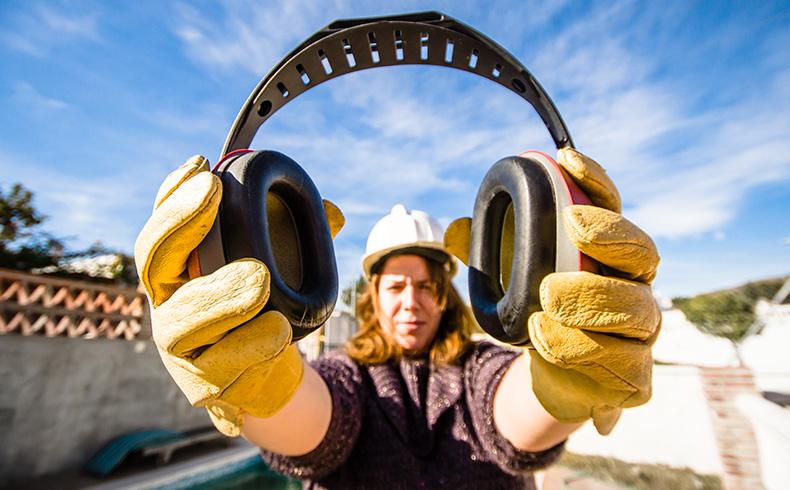 Exposição a ruídos é um dos principais riscos na construção civil - Gestão - Mapa da Obra