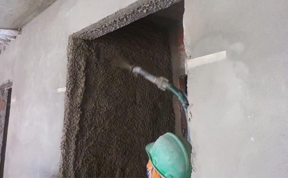 Mecanização na construção civil