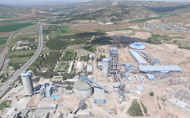 Votorantim Cimentos inaugura fábrica na Turquia