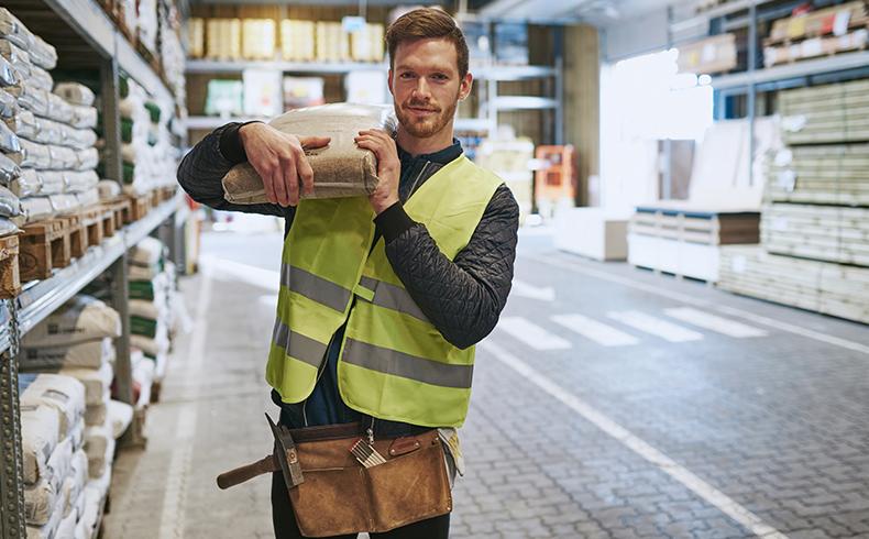 Depósito de material de construção: 3 dicas para organizar o seu!