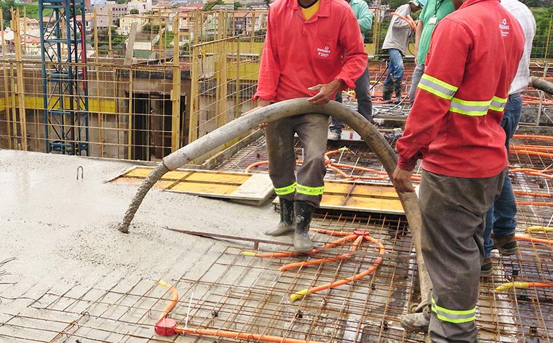 Confira qual o material ideal para estruturas de concreto armado