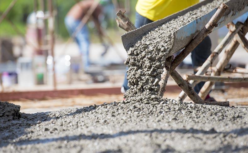 Concreto pode ser reciclado e reaproveitado