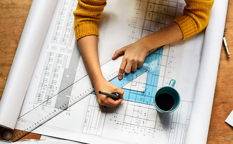 Projetos devem ser acompanhados por arquiteto e urbanista habilitado