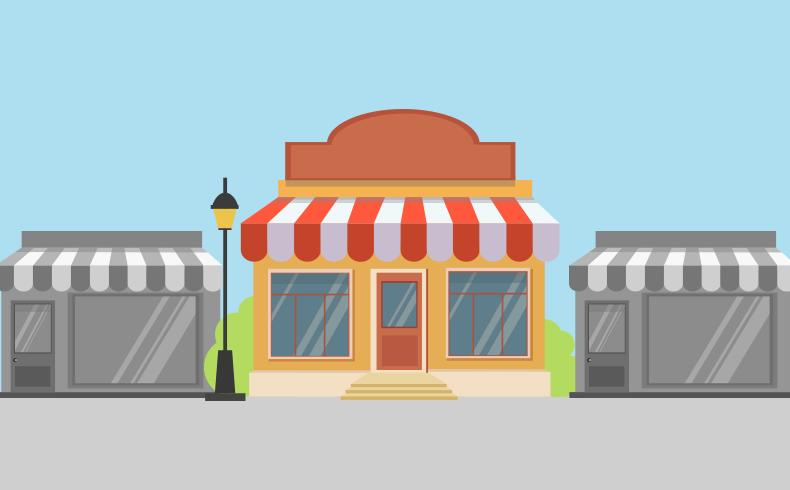 Empreendedor no varejo deve cuidar da fachada de sua loja