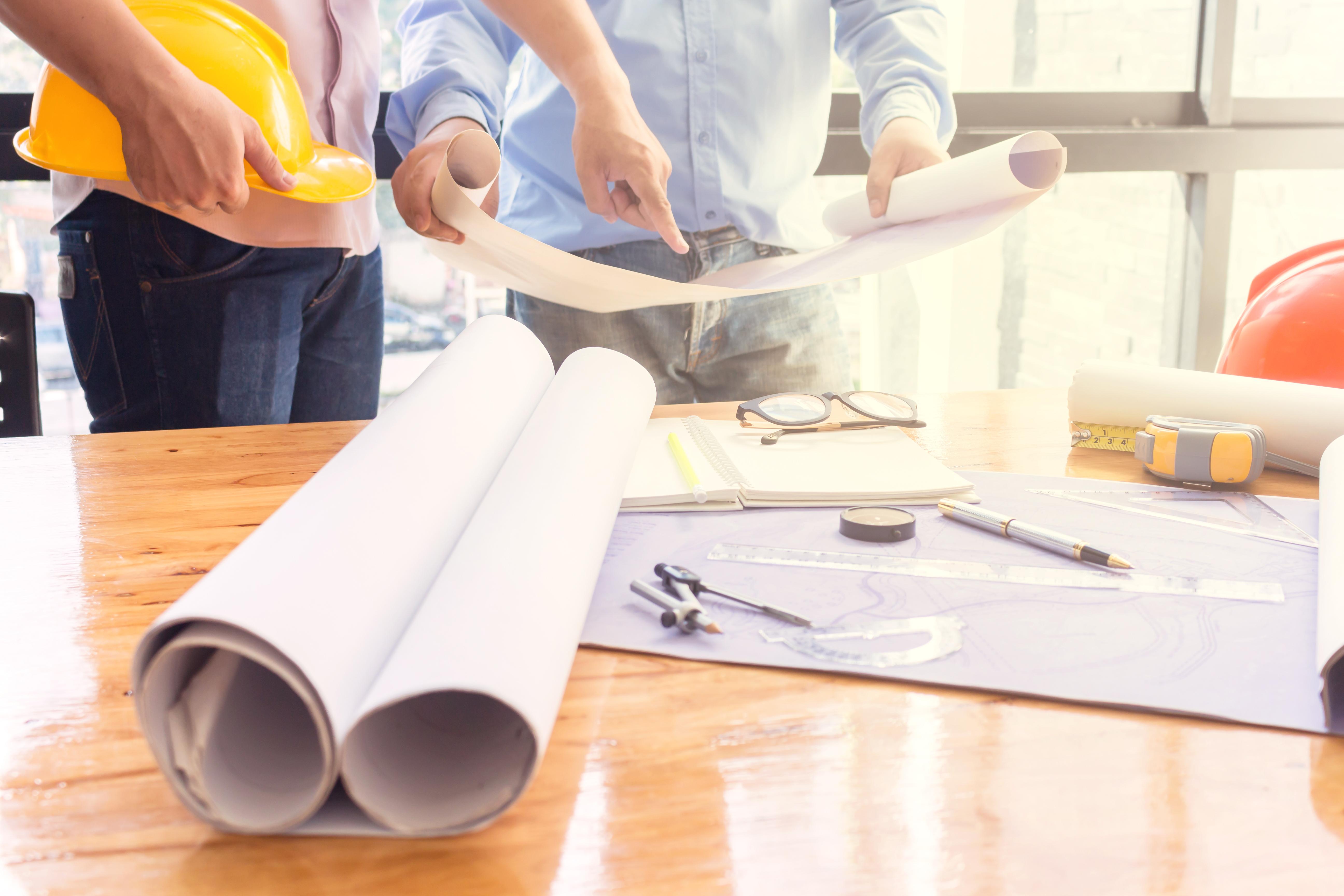 A importância de um bom gerenciamento de projetos na construção civil