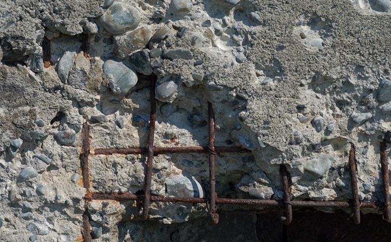 Carbonatação compromete a durabilidade das estruturas de concreto