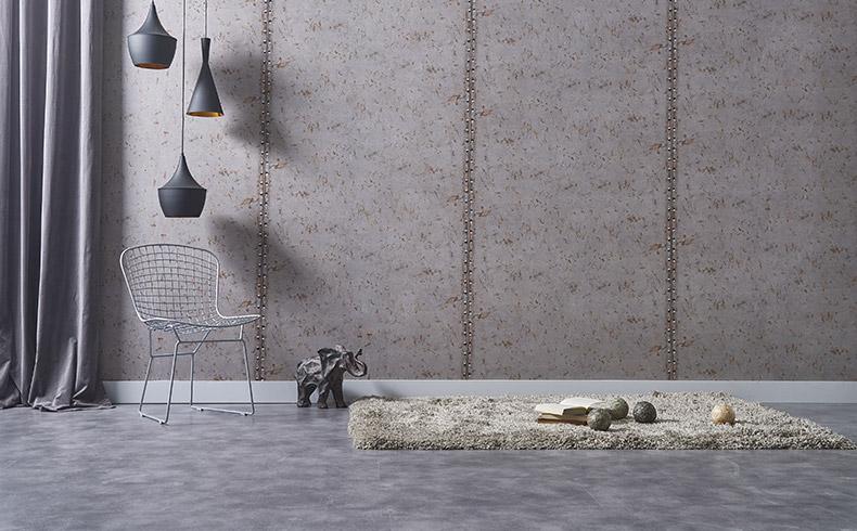 Cimento queimado é destaque em projetos de decoração