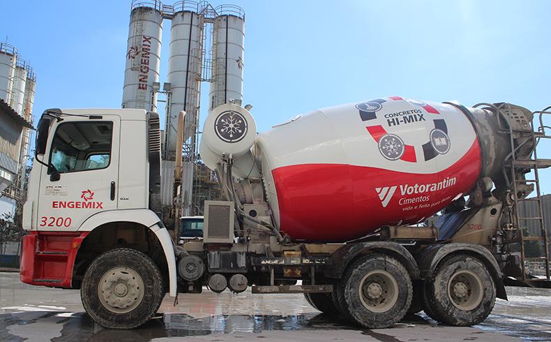 Quais são os cuidados essenciais para transporte de concreto?