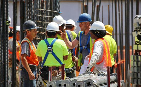 Sesi e a construção civil