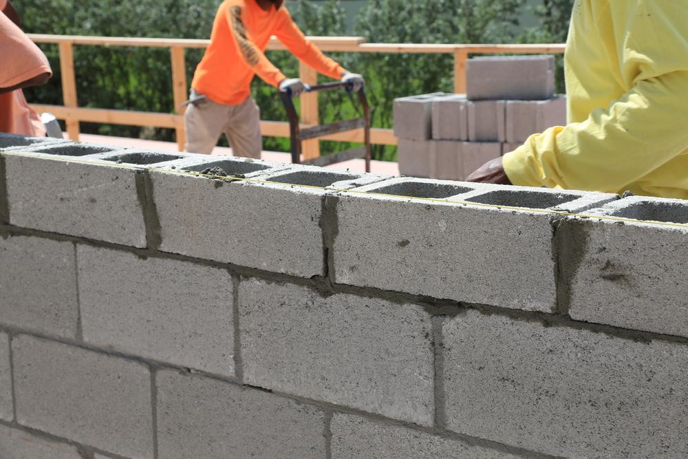 Bloco cerâmico ou de concreto?