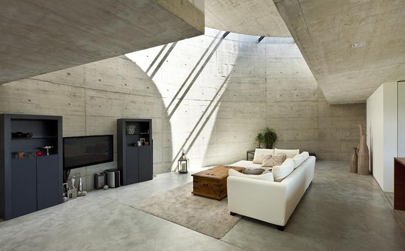 Cuidados para execução de concreto aparente