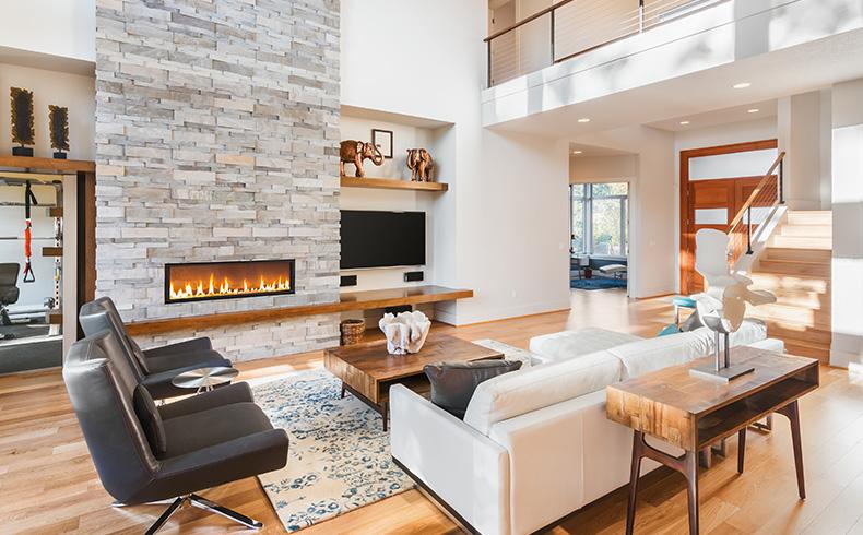 Escolha o tipo de lareira ideal para a sua casa