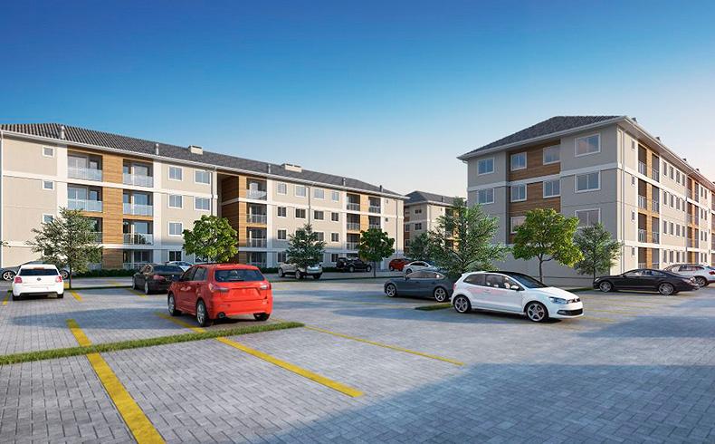 Pinhais Park: O primeiro programa habitacional popular com certificação GBC no país em projeto