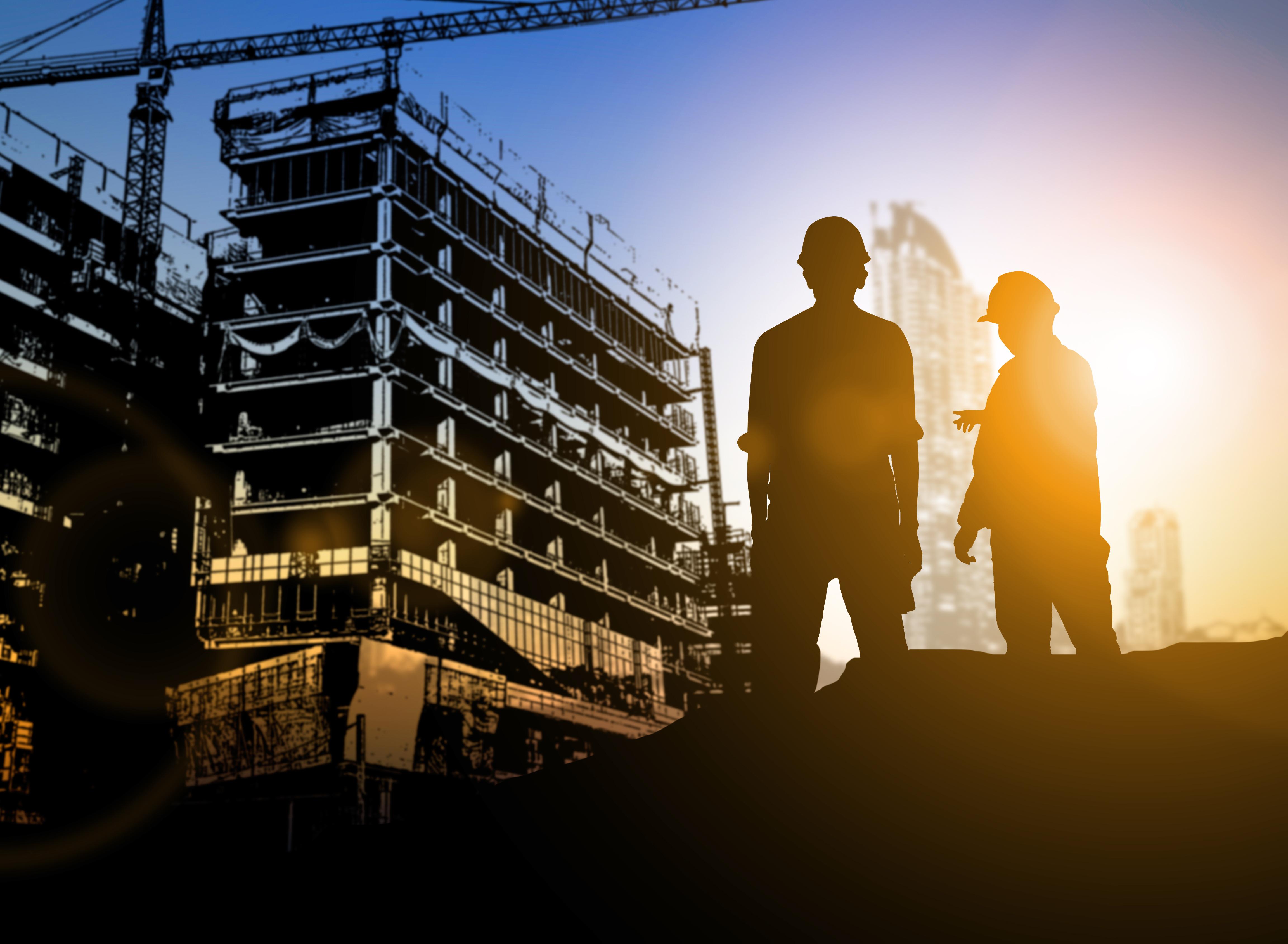 Novidades da construção civil: tendências 2019
