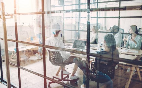 A revolução dos coworkings