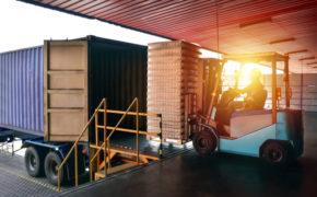 Acerte na entrega de materiais de construção
