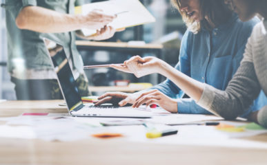 O papel das startups