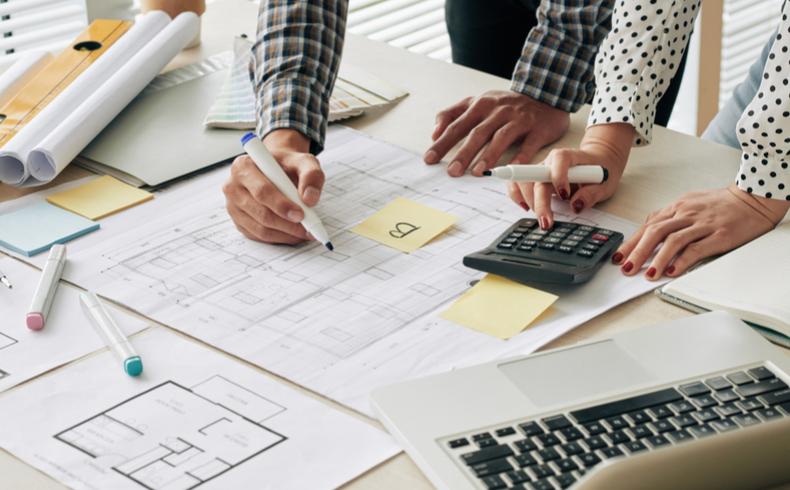 Como calcular os custos de obra