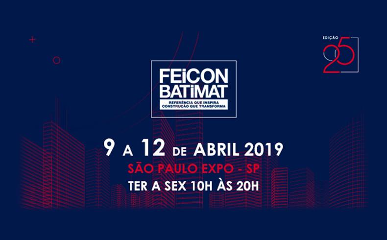 Feicon Batimat abre o calendário da construção no país
