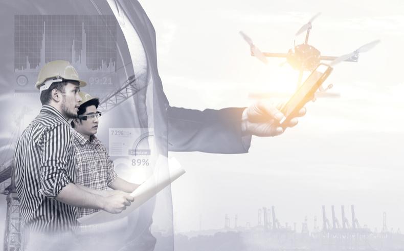 Inovação e novas tecnologias na indústria da construção