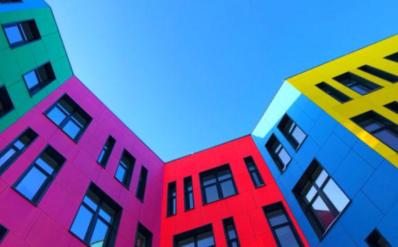 Fachadas para prédios